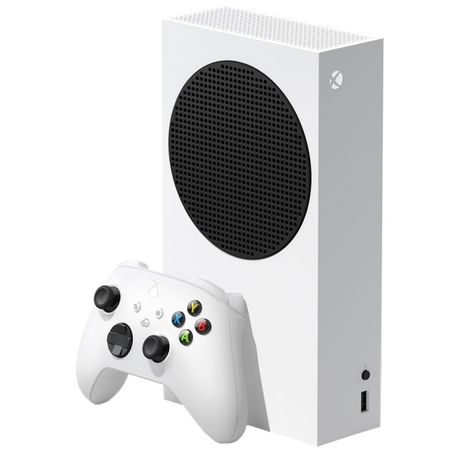 XBOX SERIES S - новые консоли. Гарантия   Магазин GamerZ