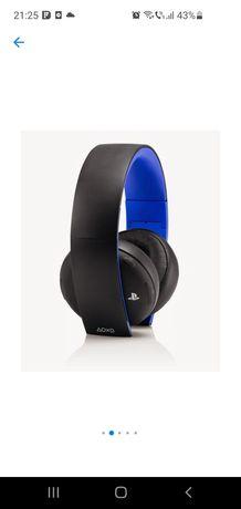 Casti Wireless Stereo Sony pentru PS4/PS5