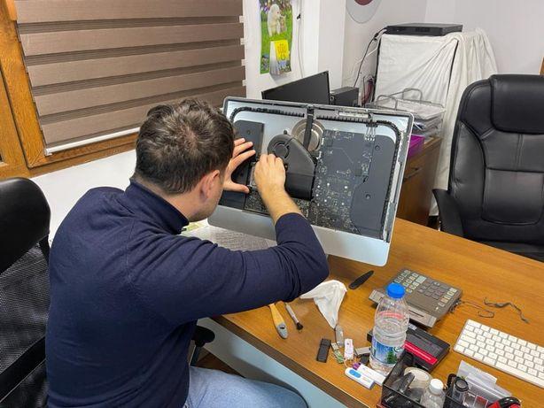 Service Mac Apple Upgrade/Instalare/Reparatii MacBook Pro, Air, iMac