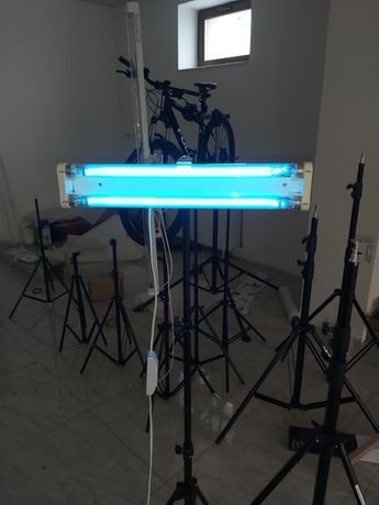 Lampa dezinfectie UV C 36w+ stativ