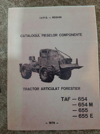 Catalogul Pieselor de Schimb TAF