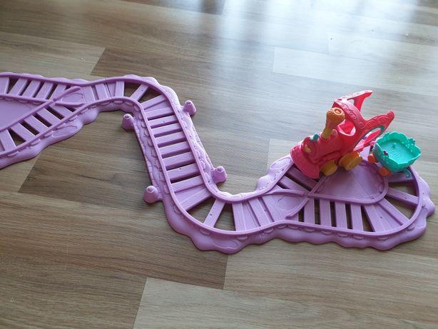 Trenulet cu baterii My Little Pony