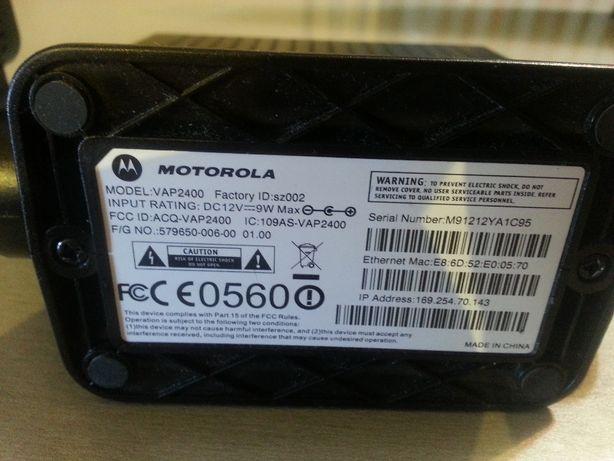 Motorola VAP2400 Wireless Video Bridge