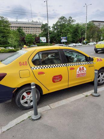 Licenta Taxi srl  cu mașină 2018