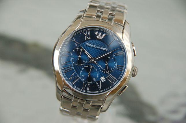 Ceas chronograf Emporio Armani AR1787 barbatesc - Nou