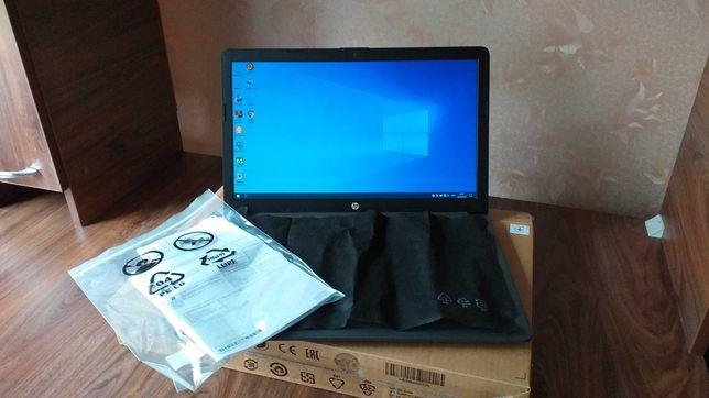 Продам новый ноутбук HP 255 G7