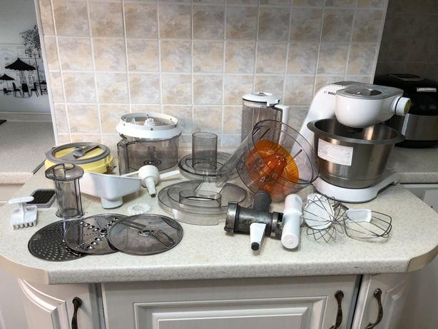 Продам кухонный комбайн bosch MUM-54251