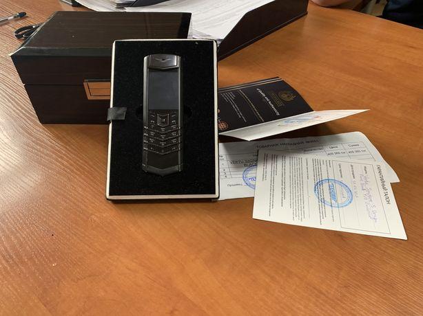Vertu (верту)  Signature S design,  PVD exclusive