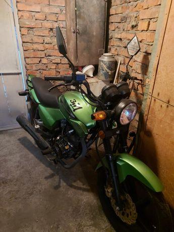 Продам мотоцикл ЗиД 150