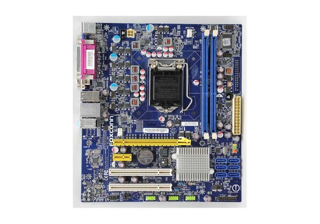 Мат.Плата LGA 1156 Foxconn H55MXV 2x DDR3  Алматы