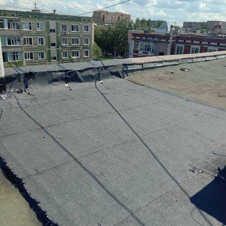 Мягкая кровля любой сложности, ремонт балконов и гаражей.