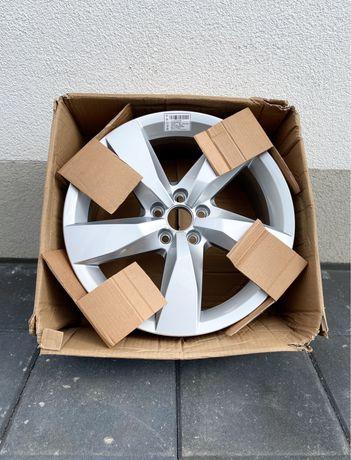 Janta roata rezerva Chesterfield originala VW T-Cross Audi Seat Skoda