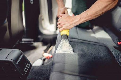 Detailing/curatare interior auto