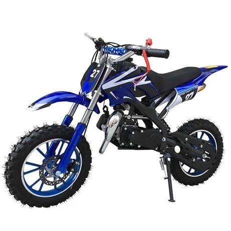 Motocicleta Moto Cross Mini Cross Copii 49cc Garantie