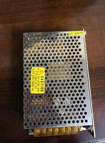 импульсный блок питания для любого оборудования с напряжением 12 вольт