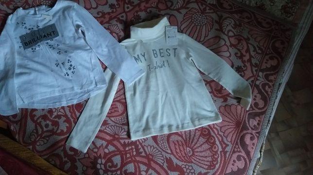 Детская одежда новые от 1-4 и б/у