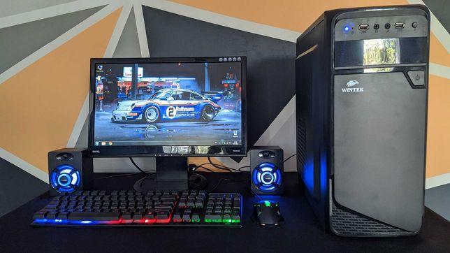 Компьютер на Core I5 с полным комплектом. Доставка.