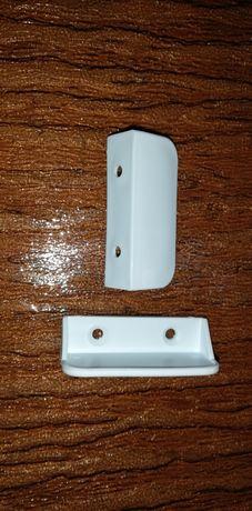 Accesorii pentru plase insecte (tantari) manere, balamale, clipsuri.