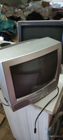 Телевизор маленький кинескопный