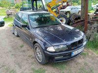 На части БМВ Е46 330Хд 184коня - BMW e46 330xd 184hp - Автоморга БМВ