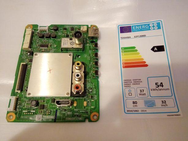 Placa de baza Tv led Toshiba 32P1300D
