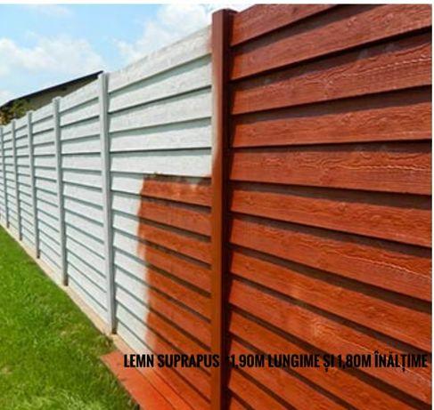 Gard de beton