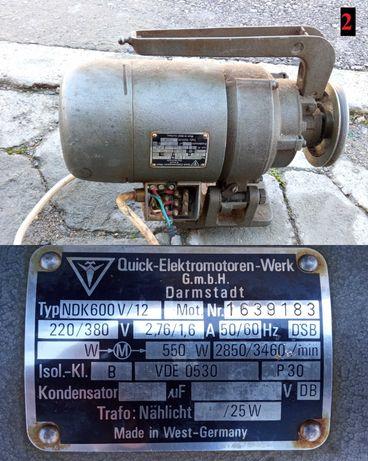 Трифазни и монофазни електрически двигатели