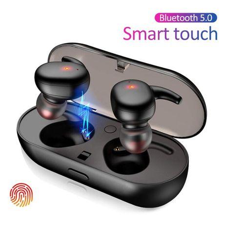 Безжични Bluetooth 5.0 слушалки TWS