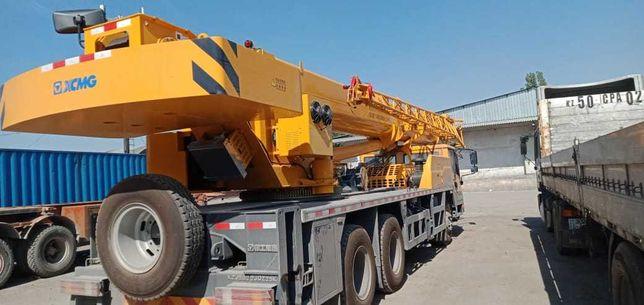 Автокран 25 тонн XCMG  модель QY25K5D