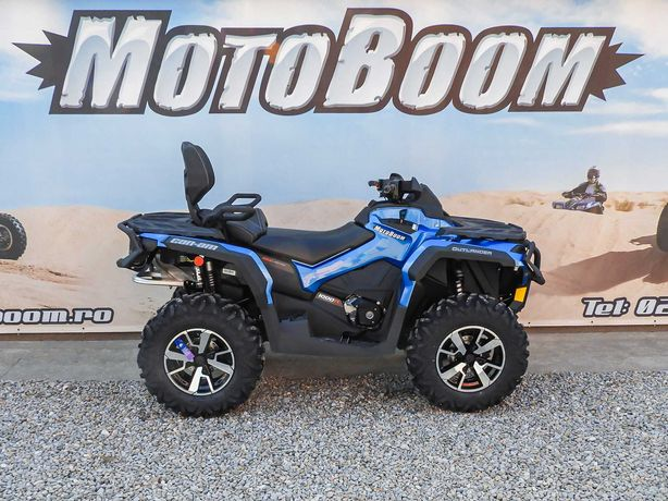 Promo ATV Can-Am Outlander MAX 1000R Limited 2021