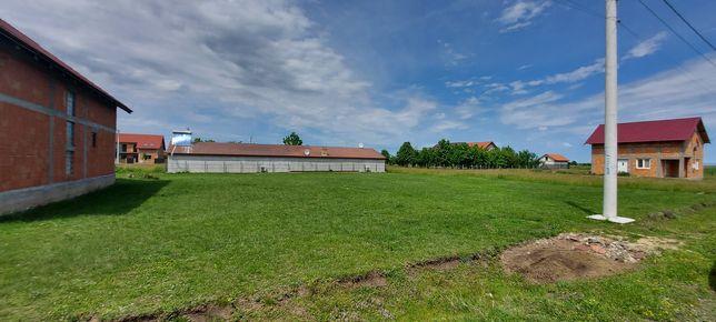 Vând două parcele de 500 m² in localitatea Curtici jud.Arad