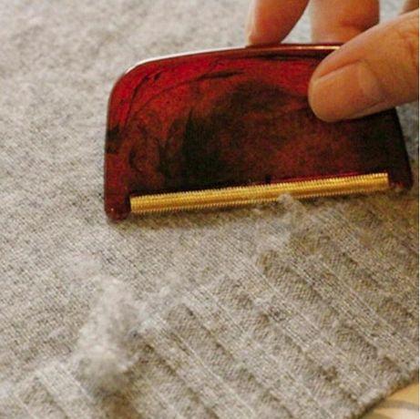 Уред за пилинг на дрехи епилатор за пуловер премахване на топчета мъх