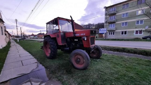Vand tractor u 650 2001