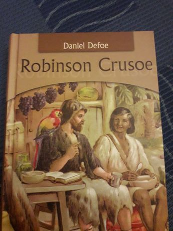 Carte in limba germana - Robinson Crusoe
