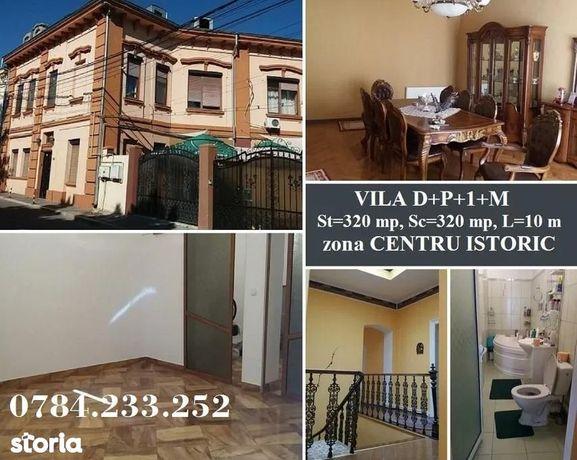 ~ Vila D+P+1+M, zona Centru Istoric ~ ID:3985