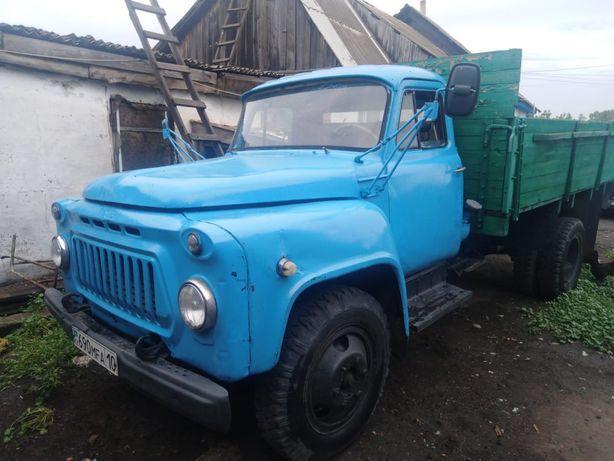 Продам ГАЗ52 бортовой на ходу