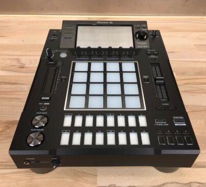 Sampler Pioneer DJS 1000 sequencer