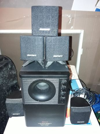 System Home Theater Surround 5.1 Mercury HT-4500