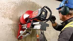 Услуги алмазной сверление бетона/монолит/кирпичные и шлакоблочные сте