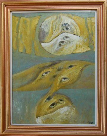 Mariana A. Elaş (1957) - Arcada infernului, 1990