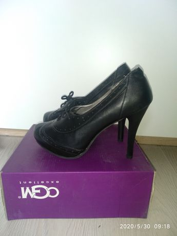 Pantofi dama negri mărimea 39 nepurtati