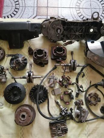 Части за хонда дио и сузуки цепия