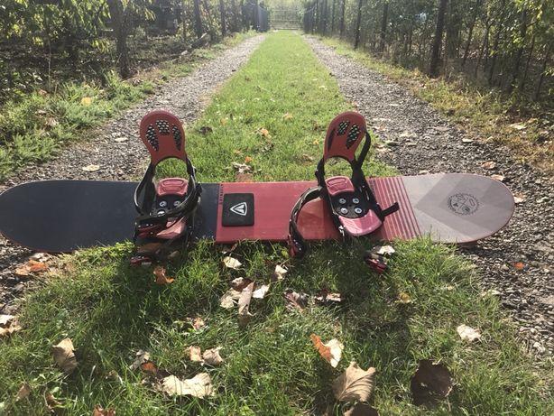 Vand snowboard cu boots