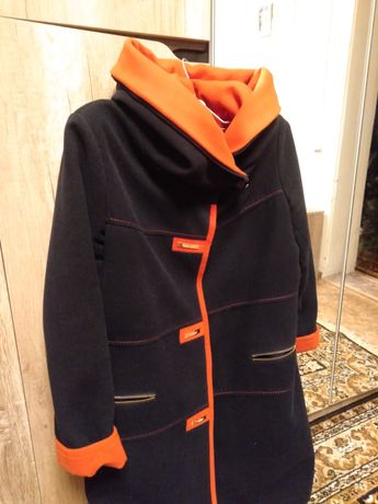 Осеннее весеннее пальто