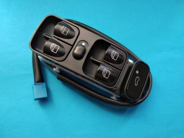 Mercedes c-class w203 bloc comenzi butoane geamuri electrice