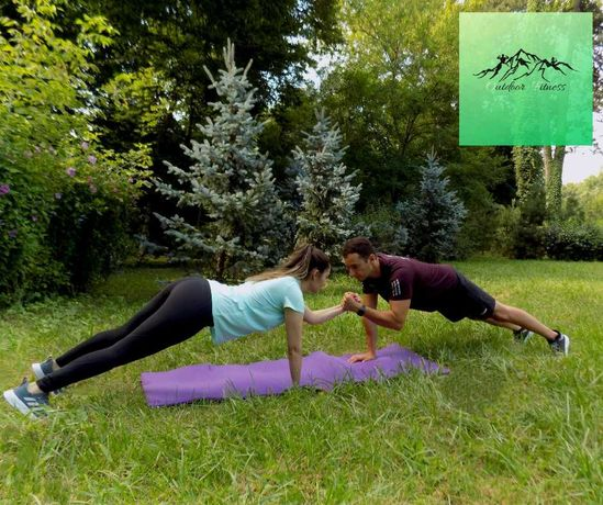 Antrenor personal in aer liber: Sport,Nutritie,Wellness,Tabere fitness
