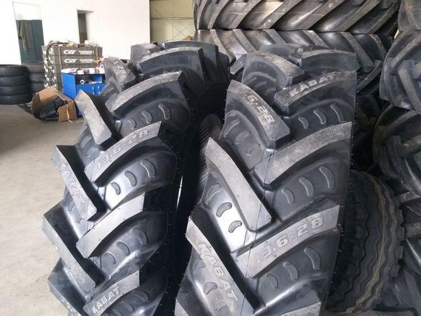 Cauciucuri noi 13.6-28 cu 8PR garantie 2 ani anvelope tractor KABAT