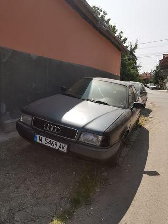Audi 80 На Части!!!