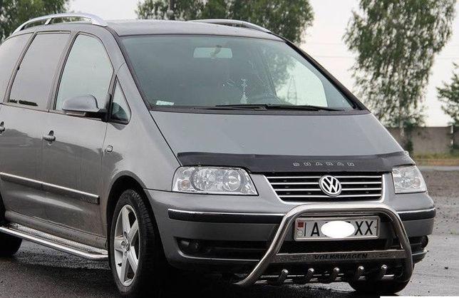 Deflector capota VW Sharan 2000->