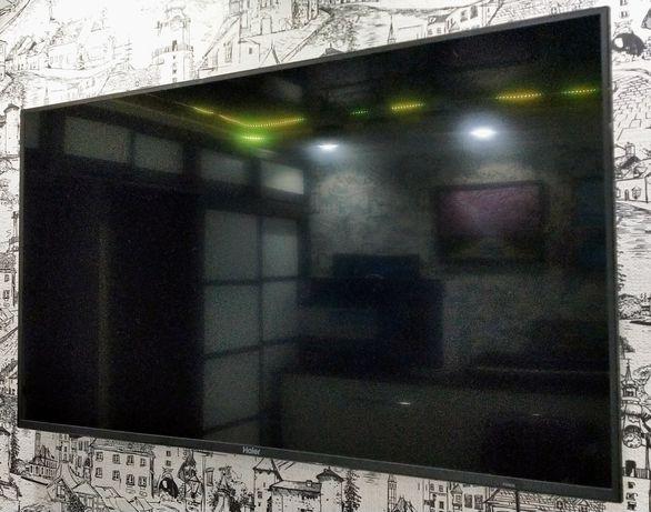 Продам телевизор Haier 43 дюйма LE43K6000SF